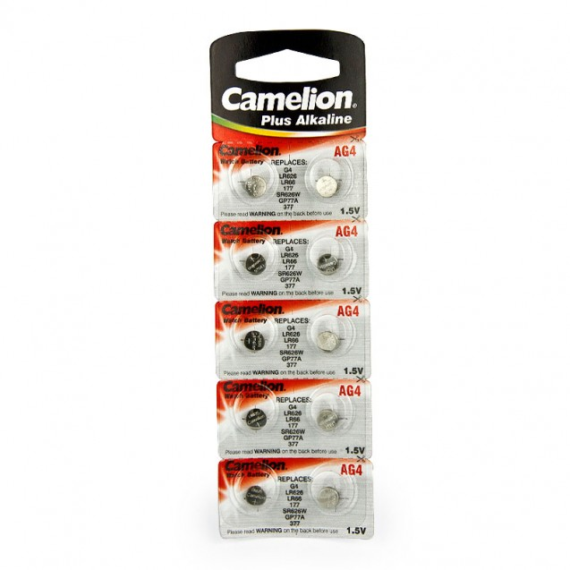 [ M10 ] Camelion AG4