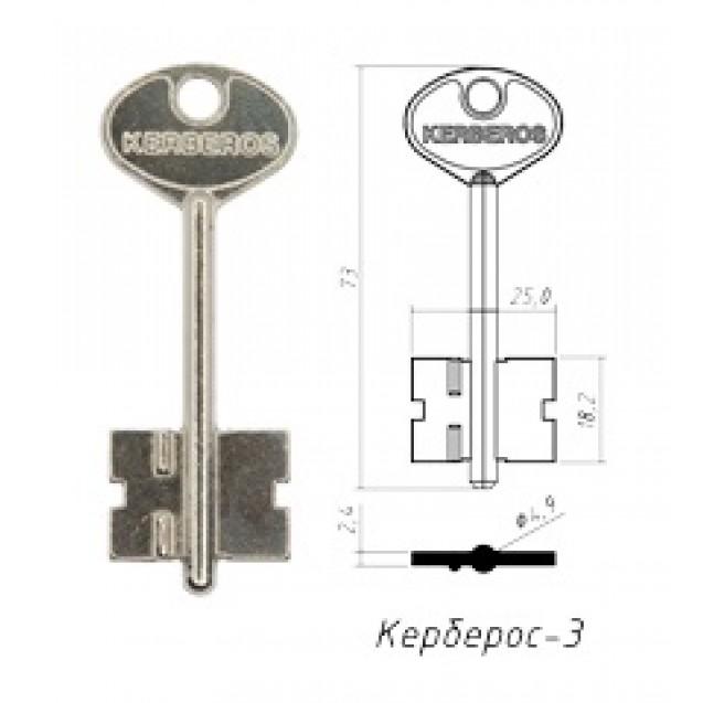 [ Б9 ] КЕРБЕРОС-3