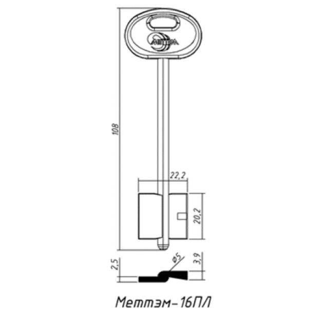 [ В19 ] Меттэм-16