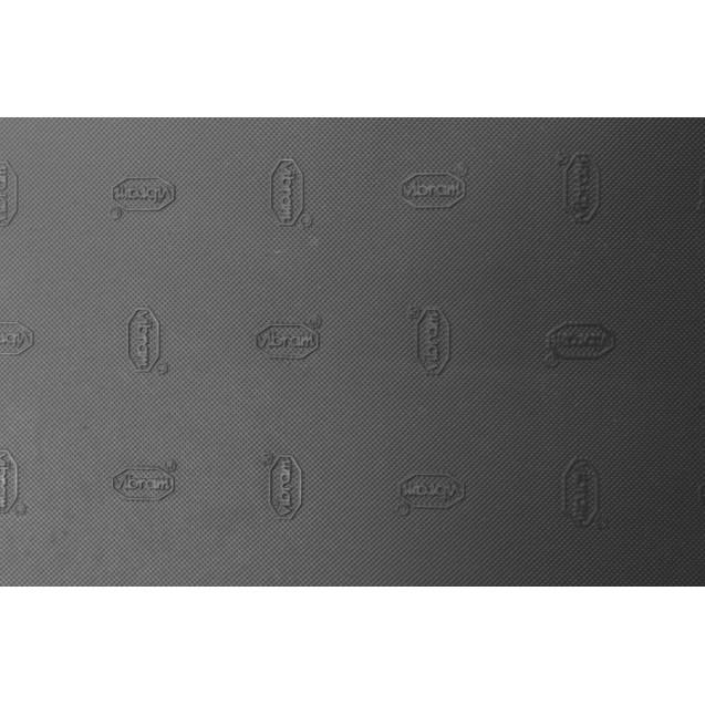 Лист профилактики VIBRAM 1.8мм Черный