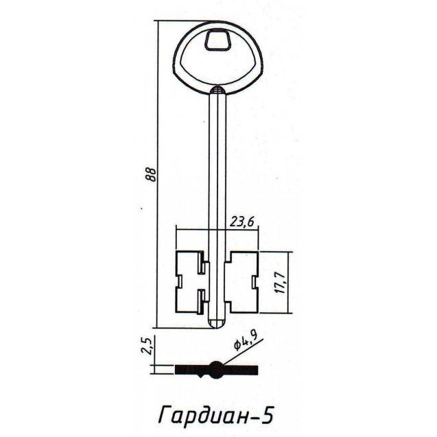 [ В17 ] Гардиан-5